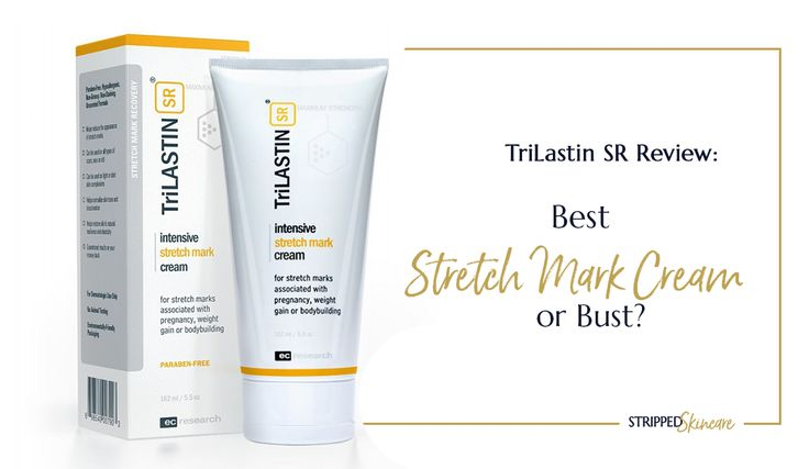 Don't let stretch marks make you feel self conscious any longer. Find out how Trilastin SR can help you reduce your stretch marks now! #trilastin #stretchmark #stretchmarkremoval #stretchmarkcream