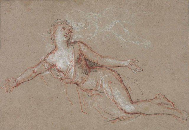Antoine Coypel   Psyche and Cupid   Artsy