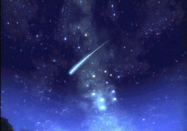 Le stelle cadenti della notte di San Lorenzo in poesie aforismi arte e canzoni | IL MONDO DI ORSOSOGNANTE