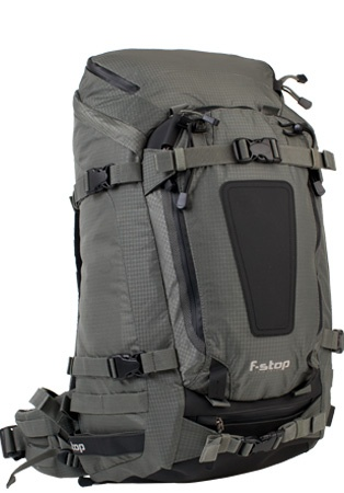 F-Stop Tilopa BC - the perfect bag for carrying my gear and riding in the same time :)