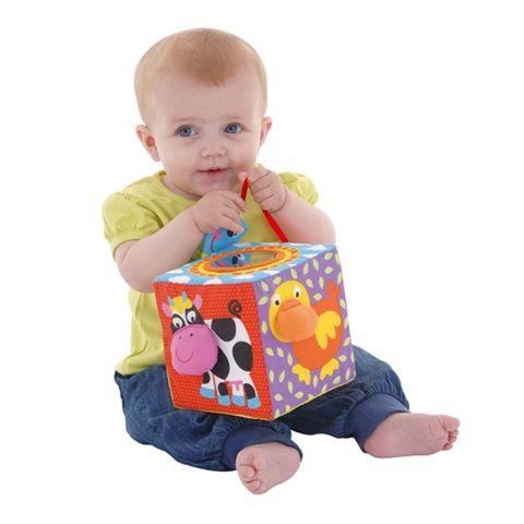 Baby Activity Cube by Galt Toys ~ Available at Kids Mega Mart Shop Australia