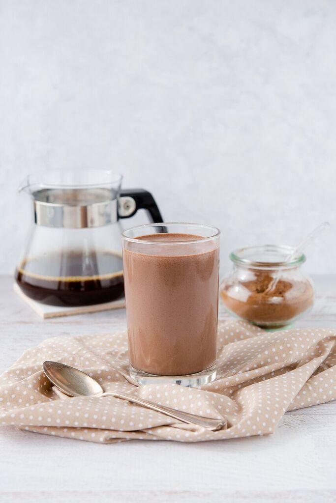 Chocolate Mocha Smoothie