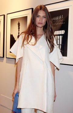 Бьянка Балти — модель с внешностью классической итальянки | Модели | кто есть кто | VOGUE