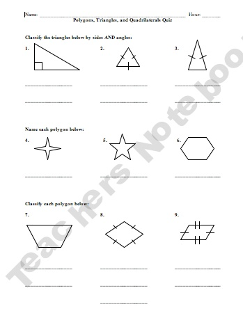 113 best polygons and lines images on pinterest teaching math angles and machinist square. Black Bedroom Furniture Sets. Home Design Ideas