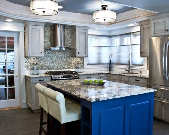 Flush mount kitchen lighting, 10 foto | Kitchen design ideas blog