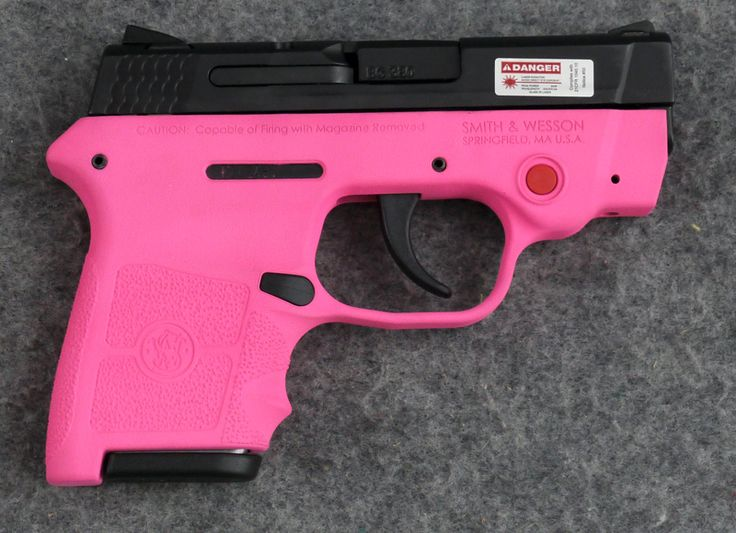 Smith & Wesson BodyGuard 380 Pink Madness Edition 380 ACP Pistol, Laser - Hyatt Gun Store
