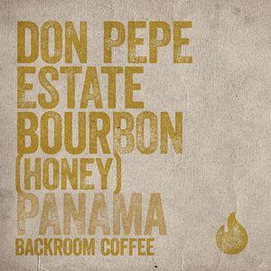 Don Pepe Bourbon (Honey), Panama