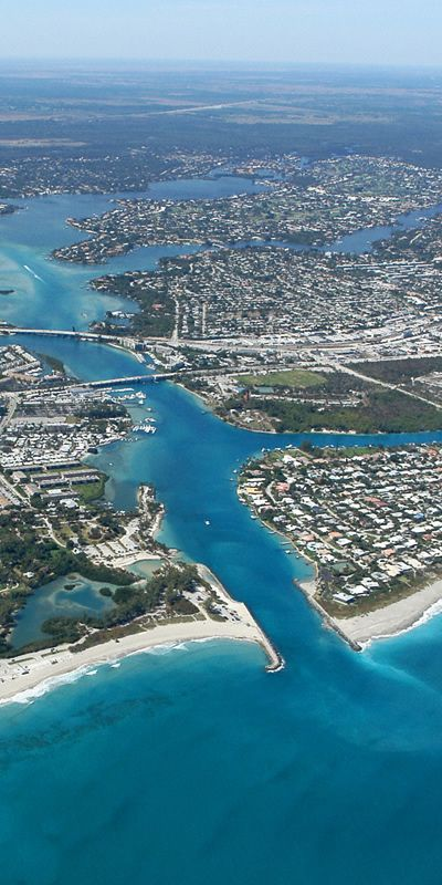 Jupiter, FL - Fine south Florida city in Palm Beach County. pinned by http://www.wfpblogs.com/category/toms-blog/