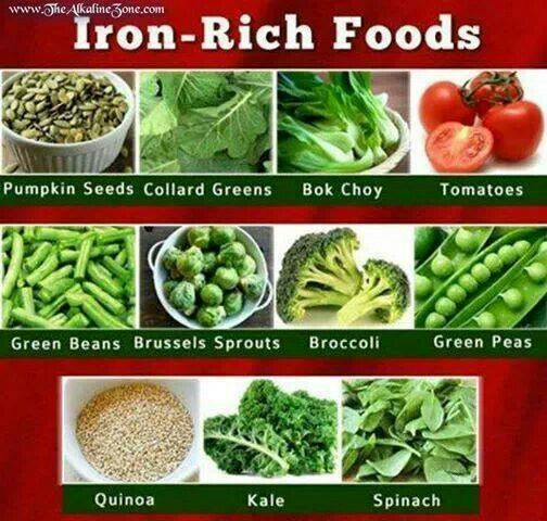 10 best iron enriched foodsrecipes images on pinterest foods rich iron rich foods holistic health wellness beauty inspiration gods garden of eden food as medicine health benefits nutrition uses recipes forumfinder Image collections