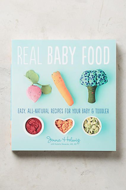 Easy, All-Natural Baby Food