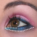 I think I do actually need the idiot's guide to 80s eye makeup