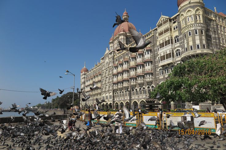 The Taj Palace Hotel was my home for 4 nights and it is the most spectacular hotel to stay at when you visit Mumbai.