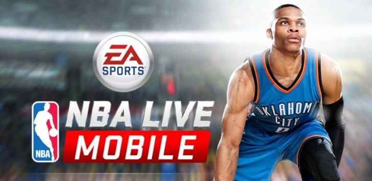 NBA LIVE Mobile v1.0.6 - Frenzy ANDROID - games and aplications
