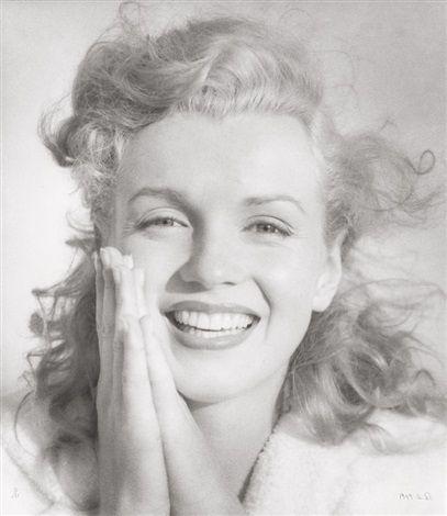 Marilyn Monroe by Andre de Dienes 1949