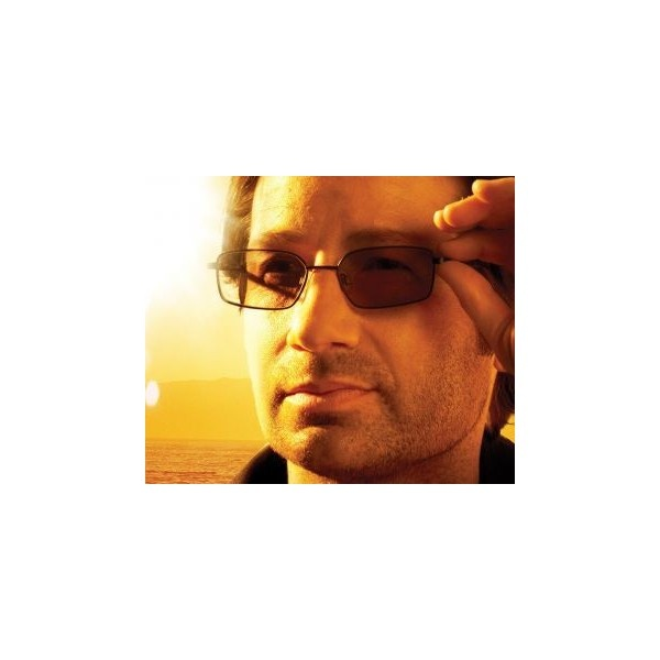 people sunglasses david duchovny actors californication tv series HD... via Polyvore