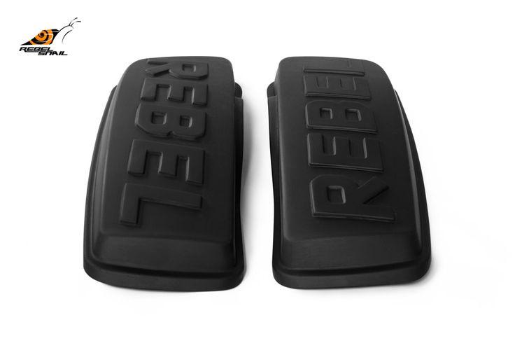 RS hard saddlebag lids rebel design for touring 2014 Image