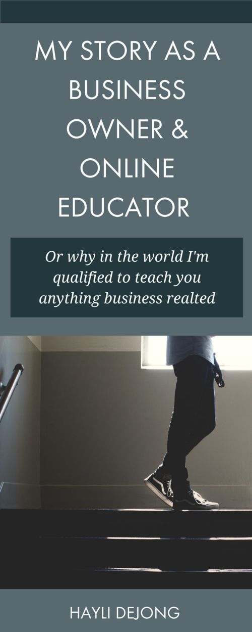 My business story | Online educator | Small Business | Business Profile | Small Business mistakes | Why am I qualified | Ebay sellers | Online course sellers | Make money online | how to make money from home | #entrepreneur #onlinebusiness #startup #followback #followback #entrepreneur #onlinebusiness