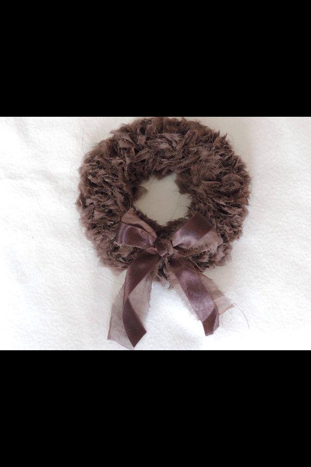 Brown wreath#2