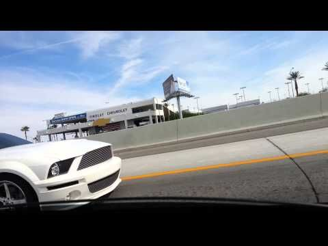Boosted Acura Integra vs Shelby Mustang