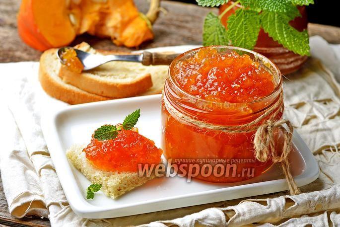 Фото Варенье из тыквы и кабачков