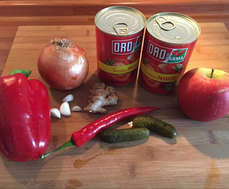 Tomaten-Ketchup ala Vonni