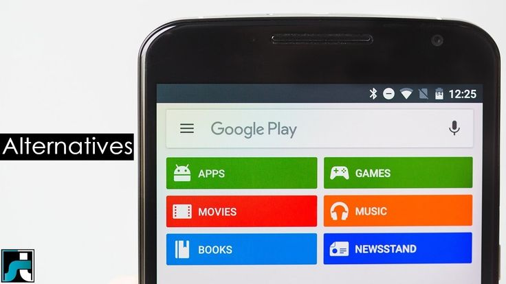 Alternatives To Google Playstore (Best 10+)