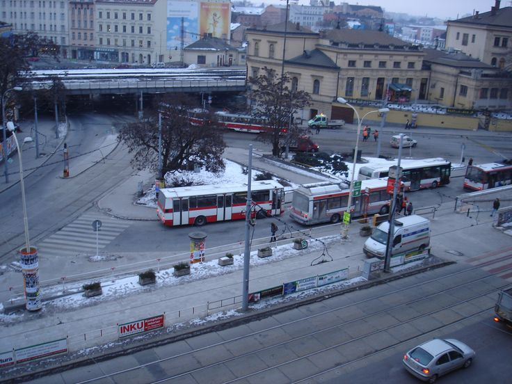Czech Republic - Brno - Room with a View