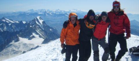 Jak se po fyzické stránce připravit na Mont Blanc + VIDEO