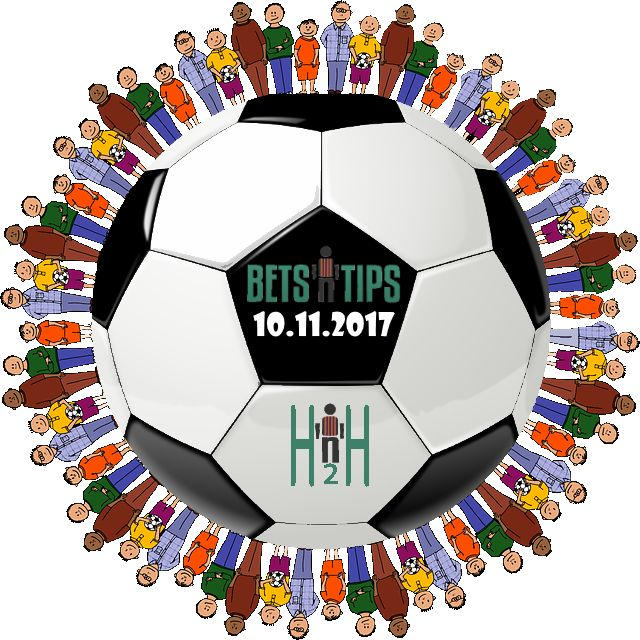 Soccer H2H The best  Soccer Stats H2H for 10.11.2017 Our team is analyzing all Soccer H2H Stats for the next days, in order to bring you the best soccer h2h stats and to help you with your soccer predictions and to cut your time in search of the best Soccer H2H Stats selection, we are publishing what we think that is special or unusual. We are going with traditional 1×2 records, over 2.5, under 2.5, btts-Yes or No. When we notice something interesting in past performance and stats between…