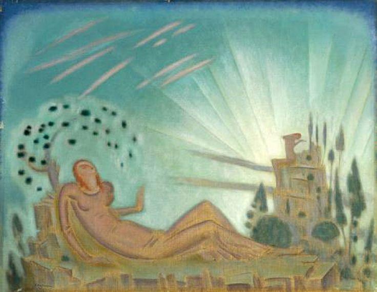 Constantine Parthenis-Dawn (Aurora)