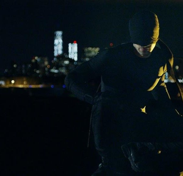 If you have Netflix you totally need to watch Daredevil.  I've only seen about a third of it but I love it already