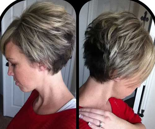Short Haircuts Cute For20s: 59 Best Pixie Cuts For Breast Cancer Survivors Images On