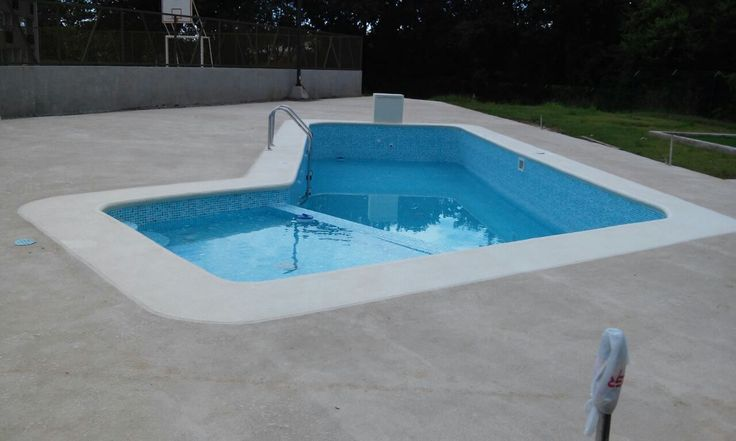 42 best piscinas by geopools images on pinterest pools - Luces led piscina ...
