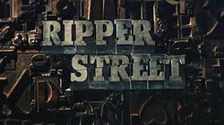 ripper street...new on bbc begins jan 19th!!