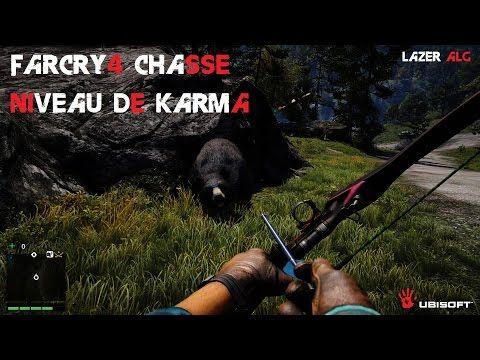 Farcry4 chasse a l'arc  #chasse #farcry4 #rsquo