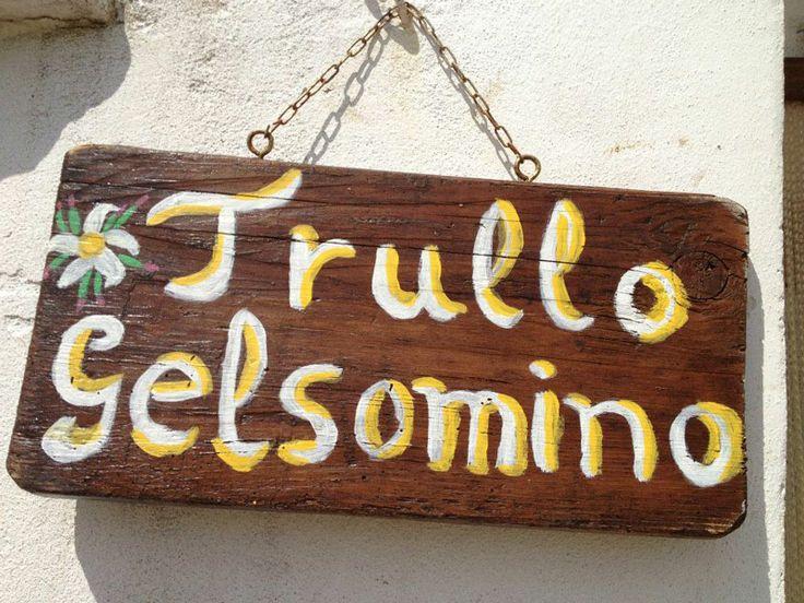"Trullo ""Gelsomino"""