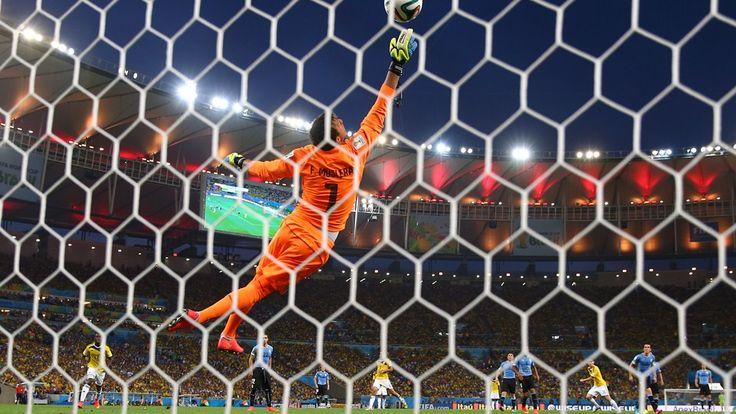 "Toma 4: ""El mejor gol del #MundialBrasil2014"", autor: #JamesRodriguez"
