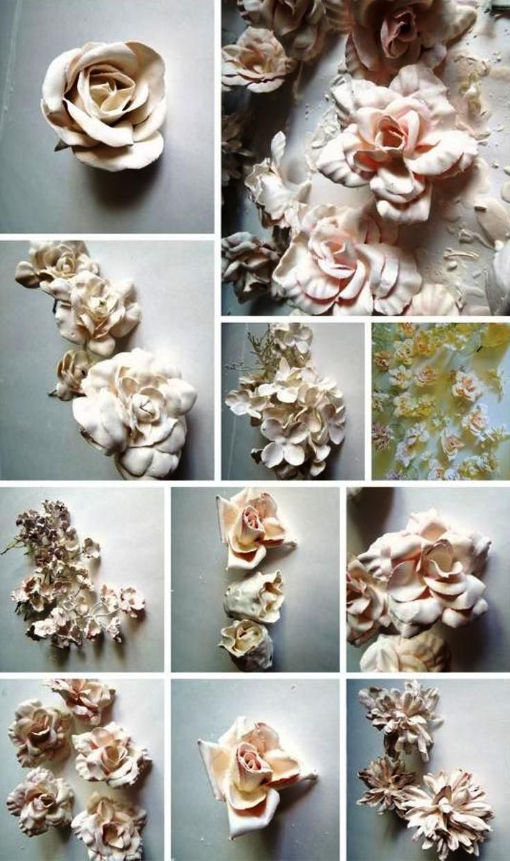 Fake flowers for crafts - Top 10 Diy Artificial Flowers Projects