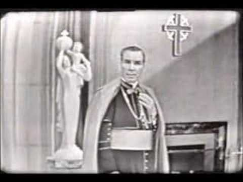 "Fulton Sheen - Life is Worth Living ""Angels"" - Fulton Sheen's famouse program, Life is Worth Living. This segment is provided by FultonSheen.com"