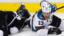 San Jose Sharks forward facing hearing for hit on Los Angeles Kings' centre Jarret Stoll