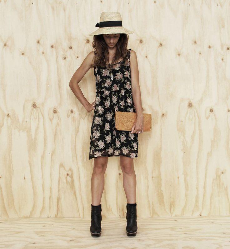 Andheera Dress