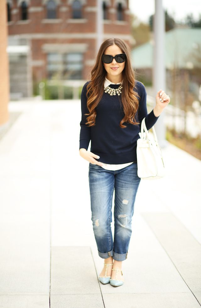 casual put-together outfit