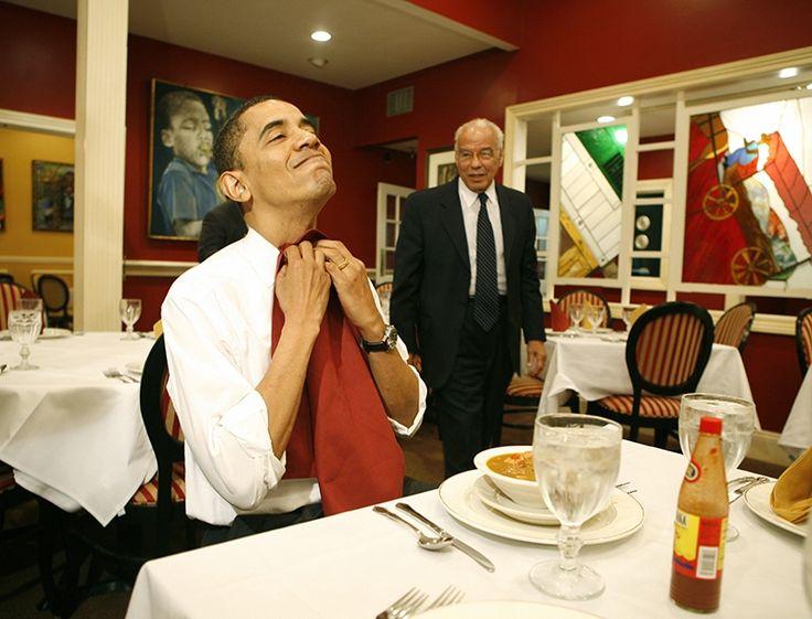 Προεδρικά πιάτα! Δεν φαντάζεσαι τι μπορεί να τρώει ένας πλανητάρχης