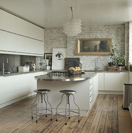 Kitchen for townhouse
