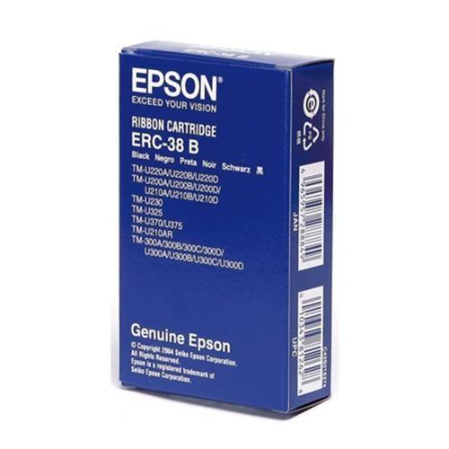 Prezzi e Sconti: #Epson c43s015371 nastro originale nero  ad Euro 3.69 in #Euroffice #Home cartucce e toner epson
