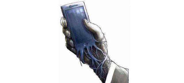 私たちはテクノロジーに支配されていないか? :バンクシー
