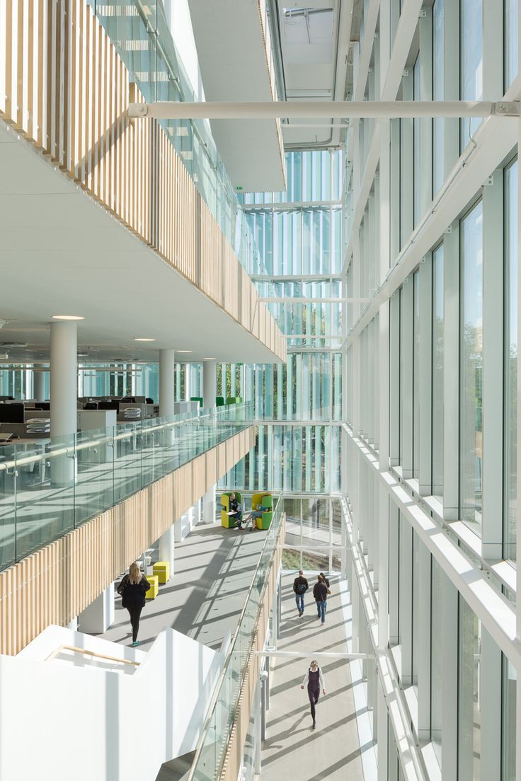 Gallery Of The Greenest City Hall In Sweden Christensen Co Architects