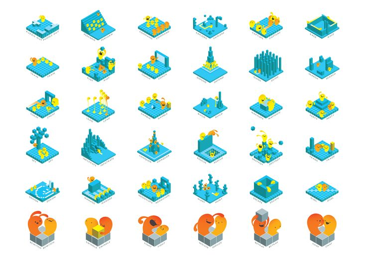 A great dataviz showing the various Social Game Mechanics that can be used in Game Design.