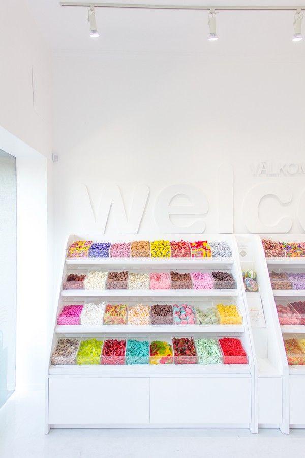 Sockerbit Candy Store, Los Angeles.