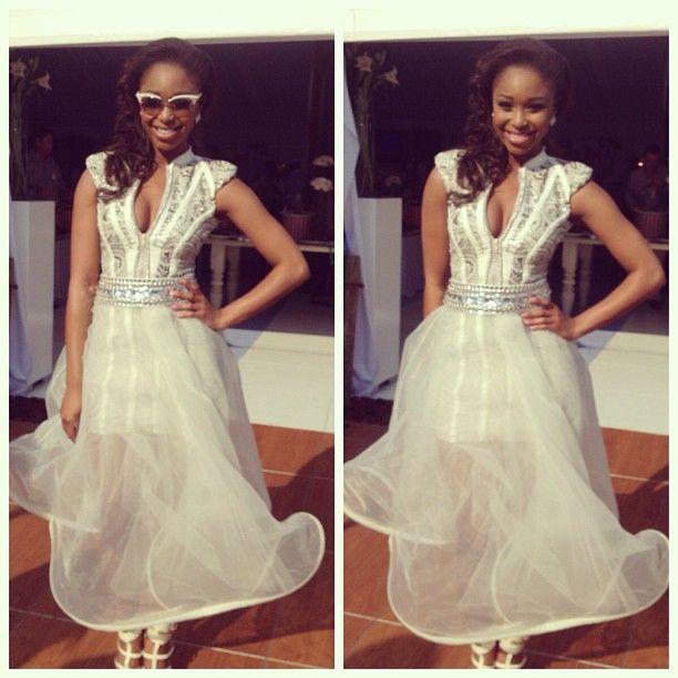 Minnie Dlamini Style